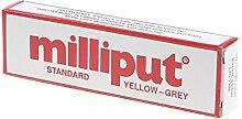 Milliput Standard, gelb-grau, 113,4g pro Packung