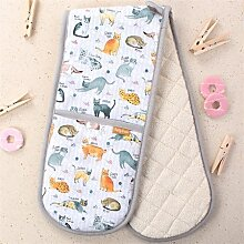 Milly Green Curious Cats Design Doppelter