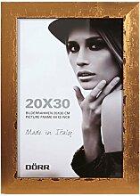 Milo Holz Bilderrahmen 10x15 bis 50x70 cm Bronze