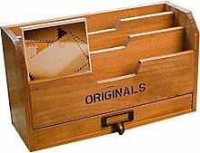 Milopon Aufbewahrungskiste Holzkiste Holzbox