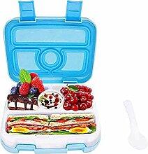 Milopon Bento Box, Lunchbox Kinder, Brotdose