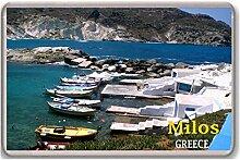 Milos Greece /fridge/magnet...!!! - Kühlschrankmagne