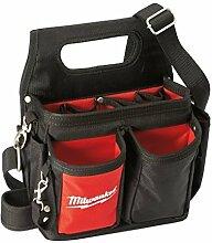 Milwaukee 48228100Elektriker Tasche–Schwarz/Ro