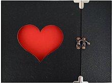 Milya 10 Zoll Kreatives DIY Schablone Album