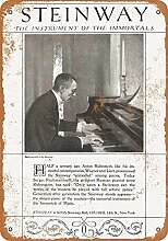 MiMiTee Rachmaninoff for Steinway Pianos