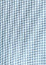 MinaWum Baumwollstoff Coupon NINA C52 blau / weiß