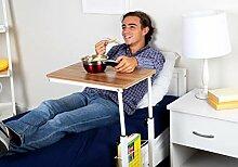 Mind Reader Adjustable Height Laptop Desk