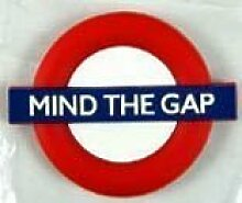 Mind The Gap (London Transport)