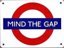 Mind The Gap (London Underground) kleinen