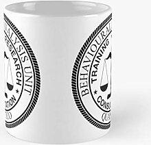 Minds Criminal A U FBI B BAU Best 11 Ounce Ceramic