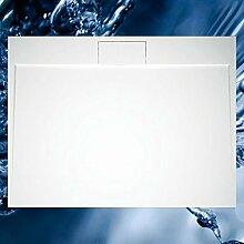 Mineralguss - Duschbecken Dante mit seitlichem
