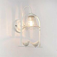 MingXinJia Moderne Wohnzimmer Nachttischlampe