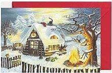 Mini Adventskalender Märchen