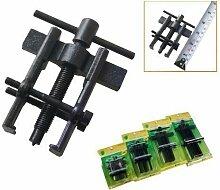 Mini Arm HK MERRY Werkzeuge Lagerabzieher, Schraubstock, Car Truck Rollins Ersatzgriff Werkzeuge Schalthebelknopf 70 x 120 mm 450494