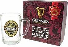 Mini Bierkrug | Krug mit St. James Gate Label
