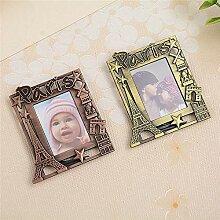 Mini-Bilderrahmen Schlüsselanhänger für Bild im