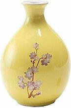 Mini chinesische Keramik Blumenvase Bud Vase