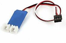 Mini Controller Platine PCB blau für Fernbedienung Auto Lichter