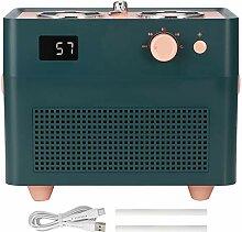 Mini Diffusor, Retro Doppelspray Luftbefeuchter,