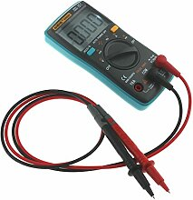 Mini Digital Multi Tester Analyse Instrumente Ohm Multimeter an8000, AN8001