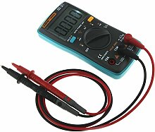 Mini Digital Multi Tester Analyse Instrumente Ohm Multimeter an8000, AN8002