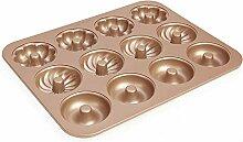 Mini-Donut-Backform, 12 Mulden