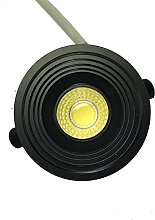 Mini Einbaustrahler COB LED Spot Einbauleuchte