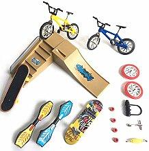 Mini Fingerspielzeug Set Mini-Skatepark-Kit
