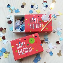 Mini-Geschenkidee Happy Birthday