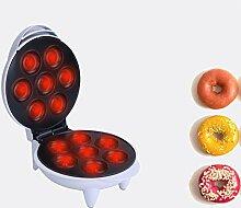 Mini Haushalt Donut-Maschine, 1300W Beidseitige