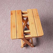 Mini Hocker Holz Hocker Klappbarer Hocker