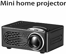 Mini Home Projector Led Convenient Micro Support