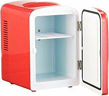 Mini Kühlschrank mit Warmhalte Funktion, 4 Liter,