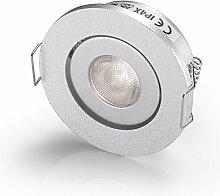 Mini LED-Einbaustrahler, Beleuchtung für Cree