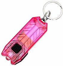 Mini-LED-Schlüsselanhänger, Taschenlampe mit