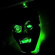 Mini-Lichterkette, LED, resistent gegen Wasser, Kupferkabel, 3m grün