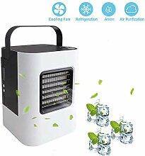 Klimageräte & Ventilatoren Besorgt Portable Luftkühler Klimageräte Klimaanlage Usb Mobil Luftbefeuchter Ventilator