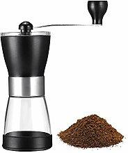 Mini Manuelle Hand Kaffeemühle Keramik Kaffee