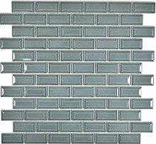 Mini Metro Subway Mosaik Fliese Keramik Brick Bond