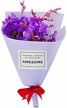 Mini natürliche getrocknete Blumen vergessen mich
