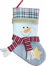 Mini New Jahr Geschenk Weihnachten Strümpfe ideal