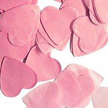 Mini Paper Hearts Konfetti Party Hochzeit Baby Dusche Tisch Dekoration rose