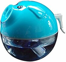 Mini Piggy Portable USB-Lufterfrischer Befeuchter, Blau