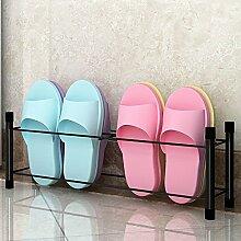 Mini Shelf_einfach Badeschlappen mini Rack Regal Badezimmer Tür Wirtschaft home MultifunctionThatBlack