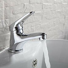 Mini stilvolle elegante Waschbecken Wasserhahn