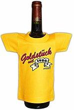 Mini T-Shirt zum Geburtstag - Goldstück seit 1986! Die lustige Geschenkidee!