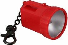 Mini Taschenlampe Schlüsselanhänger