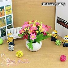 Mini - Töpfen Blume Simulation Paket Kleinen