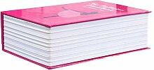Mini Tragbare Wörterbuch Buch Stil Persönlichen Cash Geld Schmuck Geheime Sicherheit Tresor Geldkassette Code Sperre Case Aufbewahrungsbox Rote