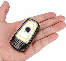 Mini USB Taschenlampe Schlüsselanhänger Ulanda